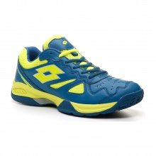 Lotto Superrapida 400 Clay 2019 blau Tennisschuhe Herren