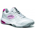 Lotto Ariel weiss/pink Tennisschuhe Damen (Größe 40+41)