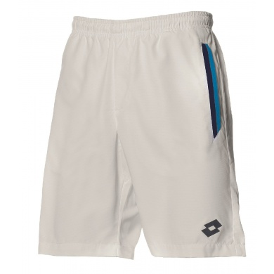Lotto Short Lob weiss/navy Herren
