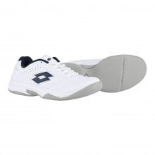 Lotto Court Logo VIII Carpet weiss/navy Indoor-Tennisschuhe Herren