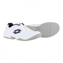 Lotto Court VIII weiss/navy INDOOR-Tennisschuhe Herren