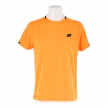 Lotto Tshirt Aydex III 2017 neon orange Herren