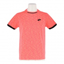 Lotto Tennis-Tshirt Space rose Herren