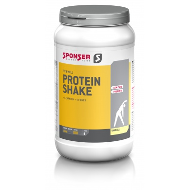 Sponser Low Carb Protein Shake Vanille Dose