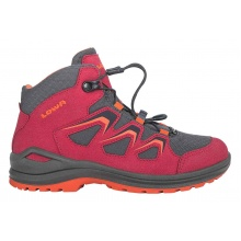 Lowa Innox EVO GTX QC rot/orange Outdoorschuhe Kinder (Größe 36+37)