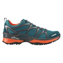 Lowa Innox GTX LO petrol/orange Outdoorschuhe Herren