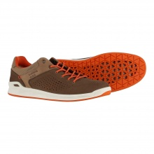 Lowa San Francisco GTX Lo braun/orange Sneaker Herren