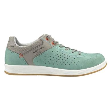 Lowa San Francisco GTX Lo jade/honig Sneaker Damen