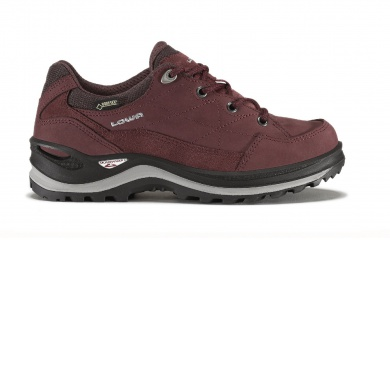 Lowa Renegade III GTX Lo bordeaux Outdoorschuhe Damen
