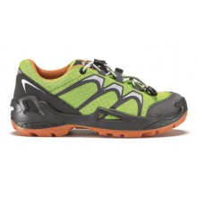 Lowa Innox GTX LO limone/orange Outdoorschuhe Kinder