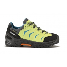Lowa Approach GTX Lo limone Outdoorschuhe Kinder