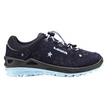 Lowa Marie GTX Lo navy/eisblau Outdoorschuhe Girls