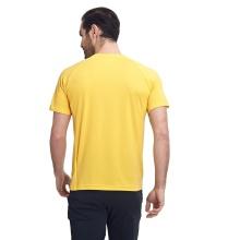 Mammut Tshirt Aegility 2020 gelb Herren