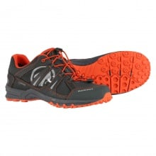 Mammut First Low GTX 2017 graphite/orange Outdoorschuhe Kinder