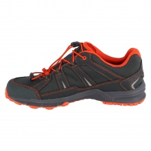 Mammut First Low GTX graphite/orange Outdoorschuhe Kinder