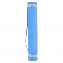 Marika Fitness Trainingsmatte ECO 4mm blau
