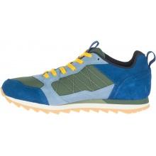 Merrell Sneaker Alpine Retro Mesh 2021 blau/grün Alltagschuhe Herren