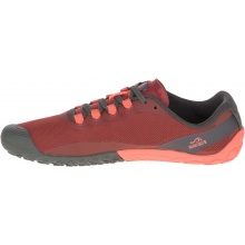 Merrell Vapor Glove 4 2021 rot Minimal-Laufschuhe Damen