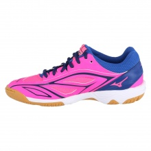 Mizuno Wave Mirage Star 2 pink Indoorschuhe Kinder