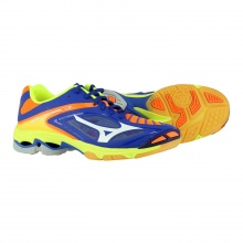 Mizuno Wave Lightning Z3 blau/gelb/orange Volleyballschuhe Herren