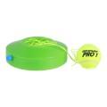 Tennistrainer Mobil Player Schlag-Übungsgerät grün