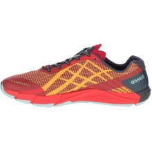 Merrell Bare Access Flex Shield 2018 rot Laufschuhe Herren