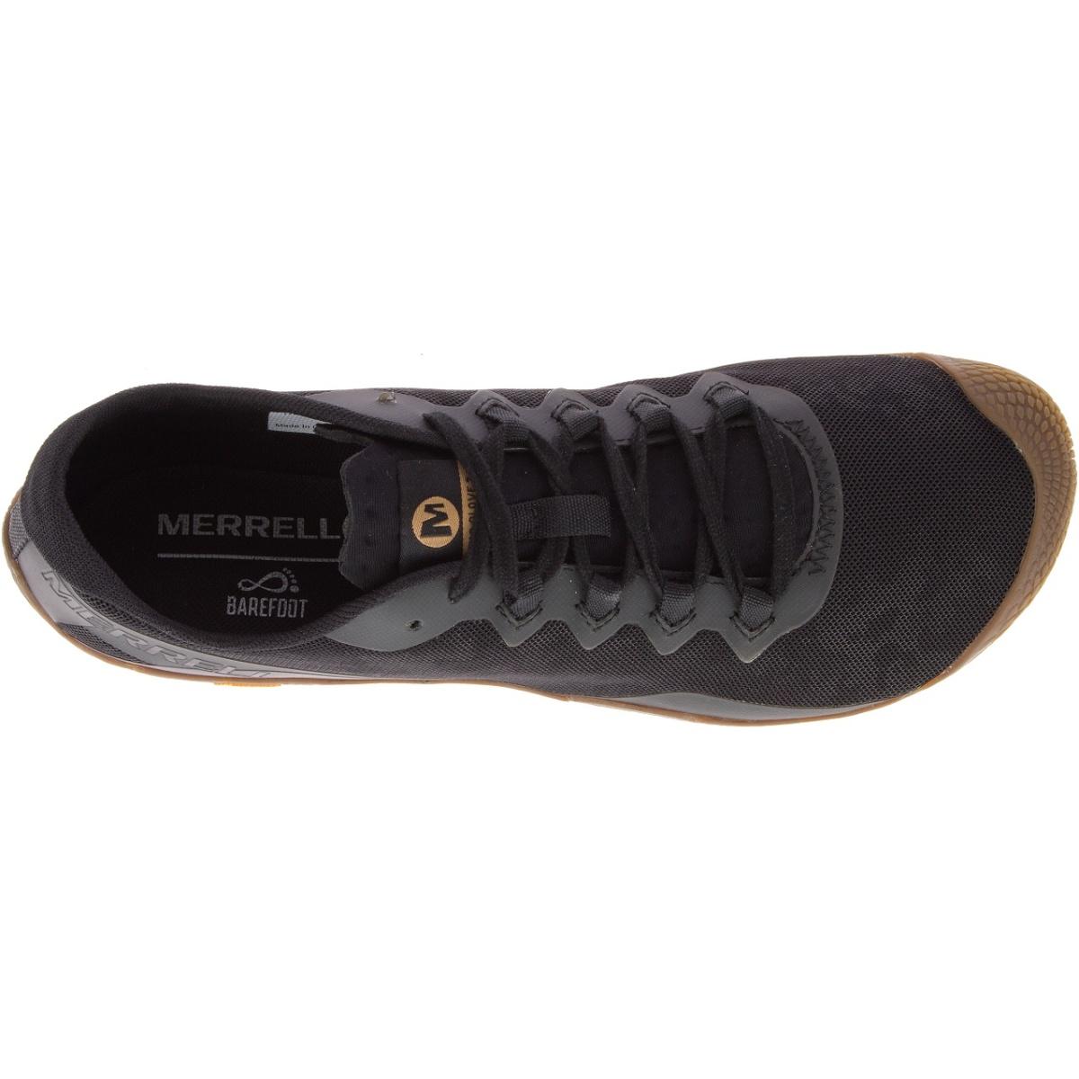 Merrell Vapor Glove 3 Luna 2018 schwarz Outdoorschuhe Herren