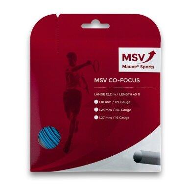 MSV Co Focus hellblau Tennissaite