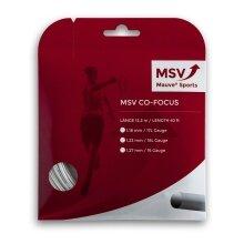 MSV Co Focus weiss Tennissaite