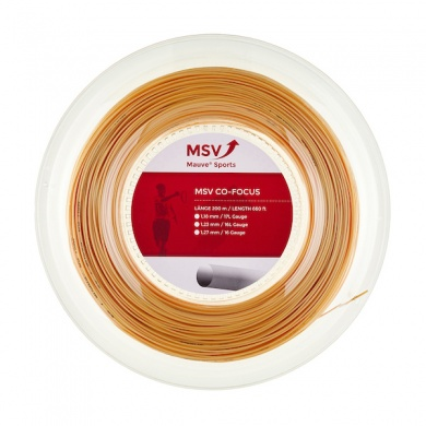 MSV Co Focus gold 200 Meter Rolle