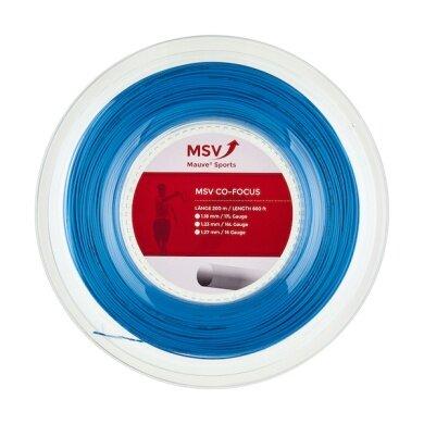 MSV Co Focus hellblau 200 Meter Rolle