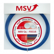 MSV Co Focus dunkelblau Tennissaite