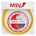 MSV Co Focus gelb Tennissaite