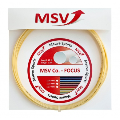 MSV Co Focus natur Tennissaite