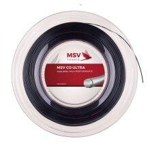 MSV Co Ultra schwarz 200 Meter Rolle