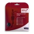 MSV Focus Hex Ultra schwarz Tennissaite