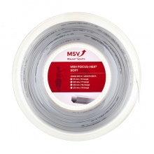 MSV Focus Hex Soft weiss 200 Meter Rolle