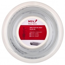MSV Focus Hex Plus 25 weiss 200 Meter Rolle