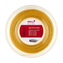 MSV Focus Hex gelb 200 Meter Rolle