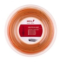 MSV Focus Hex gold 200 Meter Rolle