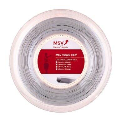 MSV Focus Hex weiss 200 Meter Rolle