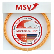 MSV Focus Hex gold Tennissaite