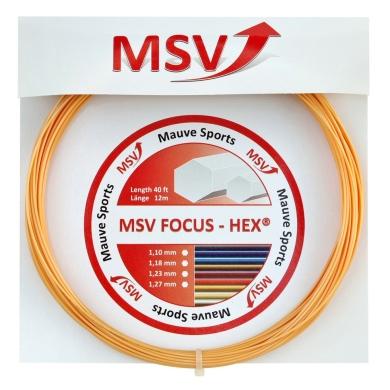 MSV Focus Hex gold Tennissaite