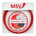MSV Focus Hex rot Tennissaite