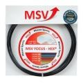 MSV Focus Hex schwarz Tennissaite