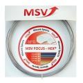 MSV Focus Hex silber Tennissaite