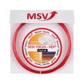 MSV Focus Hex Plus 38 rot Tennissaite