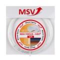 MSV Focus Hex Soft weiss Tennissaite