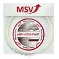 MSV Hepta Twist weiss Tennissaite