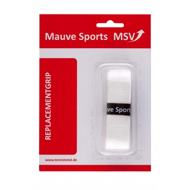 MSV Soft-Tac Embossed Basisband weiß